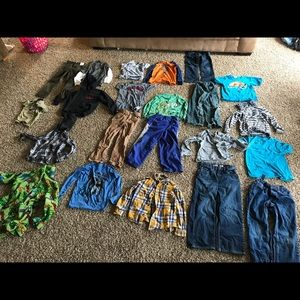 Other - Lot of boys clothes size 6,7,8